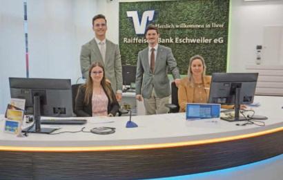 Raiffeisen-Bank Eschweiler eG Aktuelles Die Eschweiler Bank!